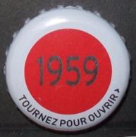 N°213A CAPSULE DE BIERE ET AUTRE - Bière