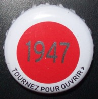 N°216A CAPSULE DE BIERE ET AUTRE - Bière