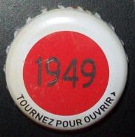 N°217A CAPSULE DE BIERE ET AUTRE - Bière