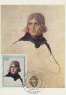 Carte  Maximum   1er  Jour   DAHOMEY     NAPOLEON   BONAPARTE    1969 - Napoléon