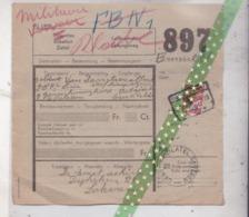 Vrachtbrief Militair Lokeren 1939 - 1923-1941
