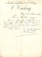 Huy - Moulins à Cylindres De St Remy - V. Trokay 1890 - Belgium
