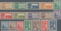 San Marino: 1932, Year Set. Sassone 159/175 Mint Never Hinged. Catalogue Value 3950 € - San Marino