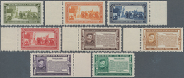San Marino: 1932, Guiseppe Garibaldi, Sassone 168/175 Mint Never Hingend. Catalogue Value 1750 € - San Marino