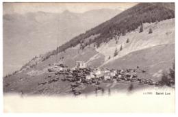 SAINT LUC - VS Valais