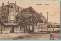 Borsbeek : Tramstatie - Borsbeek