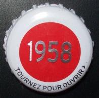 N°233A CAPSULE DE BIERE ET AUTRE - Bière