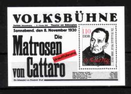 265h * DDR BLOCK 96 * MATROSEN VON CATTARO  BLOCK * POSTFRISCH **!! - DDR