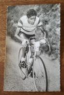 Cyclisme - Le Cycliste Bahamontes De L'Equipe Tricofilm Coppi - Photo Miroir Sprint - Carte En Bel état - Vélo - Cyclisme