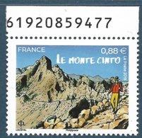 Le Monte Cinto BDF (2019) Neuf** - France