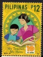 PHILIPPINES, 2018, MNH, EDUCATION, TEACHERS MONTH, MY TEACHER MY HERO,1v - Jobs
