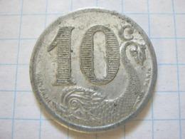 La Rochelle 10 Centimes 1922 - France