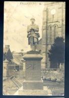 Cpa Carte Photo Du 22 Le Faouët Monument Aux Morts  -- Environs Paimpol  LZ117 - Paimpol