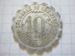 Région Provençale 10 Centimes 1921 - France
