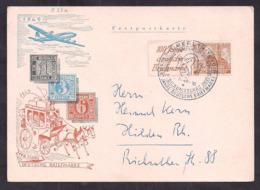 Deustche Bundespost - 1949 - Brief - 100 Jahre Deustche Briefmarke - BRD
