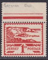 Jersey, Scott #N4, Mint Hinged, Jersey Views, Issued 1943 - Jersey