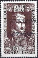 France 1969 - Mi 1670 - YT 1593 ( Famous People : Marshal Jean Lannes ) - France
