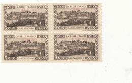 La Belle FRANCE    ,,,,, CARCASSONNE - Commemorative Labels