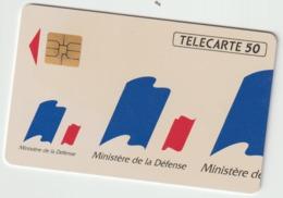 Telécarte ,  Privée :  Ministère De La  Défense ( 12/92 ) - Frankreich