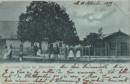 Forsthaus Rojau Bei Marienbad 1899 - Tchéquie