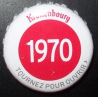 N°254A CAPSULE DE BIERE ET AUTRE - Bière