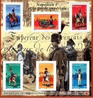 Bloc Napoléon 1er Et Sa Garde  - Neuf** - Départ 1.50 € Sans Réserves- Visitez Mes Autres Ventes - YM 28 - Blocs & Feuillets