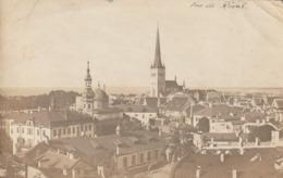 Tallinn - Vue De Réval - Carte Photo - Estonie