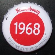 N°262A CAPSULE DE BIERE ET AUTRE - Bière