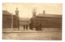 Oostende - Ingang Der Kazerne Langs Het Hazegras 1928 - Oostende