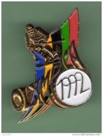 JO ALBERVILLE 92 ***Pin's N°4 En Vente - Uniquement *** 1052 - Jeux Olympiques