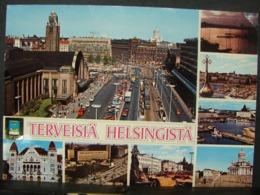CP. 2954. Helsinki - Finlande
