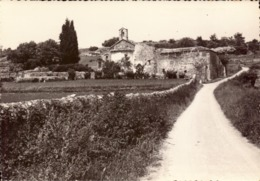 Var, Cotignac, La Chapelle     (bon Etat) - Cotignac