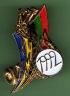 JO ALBERVILLE 92 *** Pin's N°5 En Vente - Uniquement *** 1052 - Jeux Olympiques