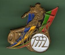 JO ALBERVILLE 92 *** Pin's N°8 En Vente - Uniquement *** 1052 - Jeux Olympiques