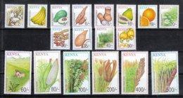 Kenia 2001**, Nutzpflanzen, Sukkulen Agave Sisalana / Kenya 2001, MNH, Crops, Succulent Agave Sisalana - Sukkulenten