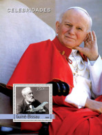 Guinea - Bissau 2004 - Pope John Paul II & Jules Verne, Concorde - Guinea-Bissau