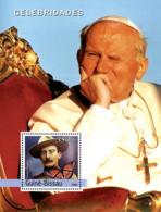 Guinea - Bissau 2004 - Pope John Paul II & B.Powell, Butterfly - Guinea-Bissau
