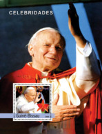 Guinea - Bissau 2004 - Pope John Paul II - Guinée-Bissau