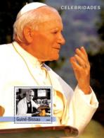 Guinea - Bissau 2004 - Pope John Paul II & Fleming, Mushroom - Guinée-Bissau