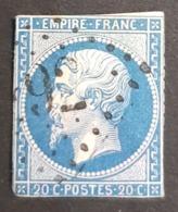 1862 - 1871, Emperor Napoléon Lll, 20c, France, Empire Française - 1862 Napoléon III