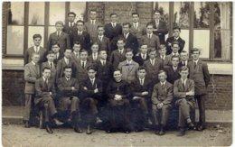 ROUSSELARE - Roeselare Klein Seminarie Juli 1927 - Fotokaart - Midden Zittend Kan. Dubois - Röselare