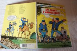 LES TUNIQUES BLEUES   N°29  En Avant L'Amnésique  1993  CARTONNEE  Comme Neuve - Tuniques Bleues, Les