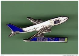 AIR FRANCE - UTA *** AVION BOEING 747-400 *** 1051 - Avions