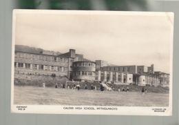 CP - Angl. - Mytholmroyd - Calder High School - Angleterre
