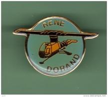 HELICOPTERE *** RENE DORAND *** 1051 - Avions