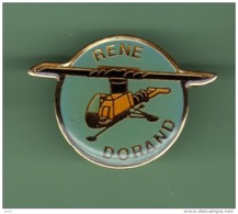 HELICOPTERE *** RENE DORAND *** 5011 - Vliegtuigen