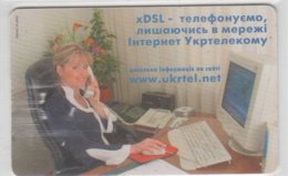 UKRAINE 2002 UKRTELECOM XDSL 90 UNITS - Oekraïne