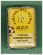 FOOT *** TOURNOI DES JEUNES - ASC VELIZY *** 1051 - Football