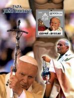 Guinea - Bissau 2005 - Pope John Paul II S/s, Y&T 241, Michel 2992/BL497 - Guinea-Bissau