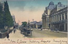 1904 , SUDAFRICA , TARJETA POSTAL CIRCULADA , CHURCH STREET - PIETERMARITZBURG - Sudáfrica